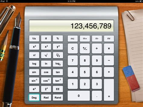 landscape calculator appshopper number crunching calculator apps for