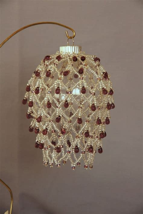ornaments bead 1000 images about beaded tree ornament on