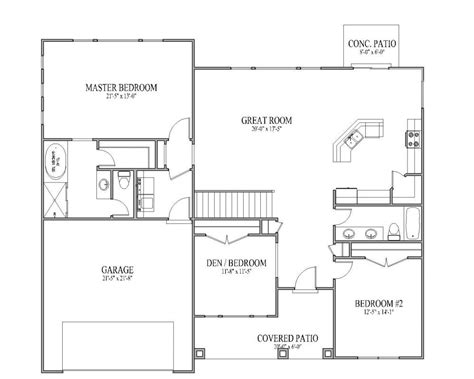 house plans with open floor plans 3 bedroom open floor house plans 2018 house plans and home design ideas