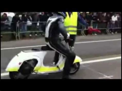 Modifikasi Vespa Px Strada by Vespa Drag Knalpot 2 Tak Racing Motor Vespa Modifikasi