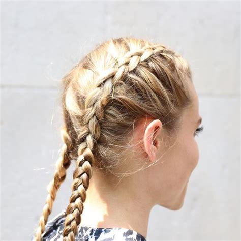 braided hairstyles for thin hair 21 cutest dutch braid hairstyles for 2017 sneak a peak
