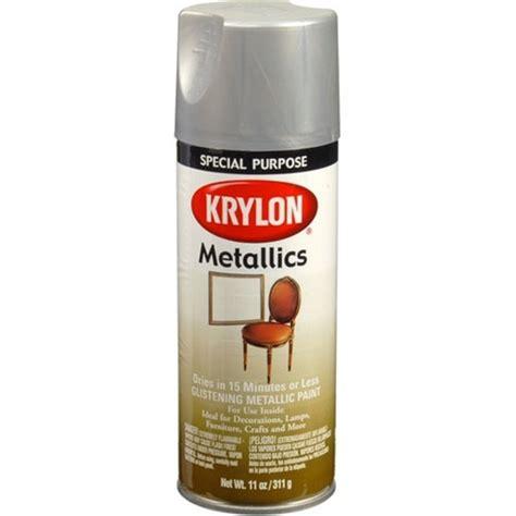 spray paint facts krylon 1403 dull aluminum metallics spray paint ebay