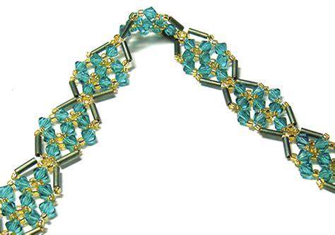 bugle bead patterns bugle bead bracelet 171 bracelets jewelry