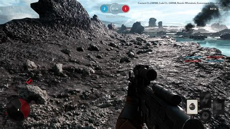 Star Wars: Battlefront Beta Low vs High Setting Comparison
