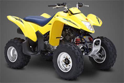 Suzuki Quadsport Z250 by 2008 Suzuki Quadsport Z250 Atv Moto123