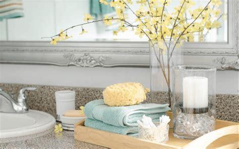 bathroom decor accessories 9 easy bathroom decor ideas 150