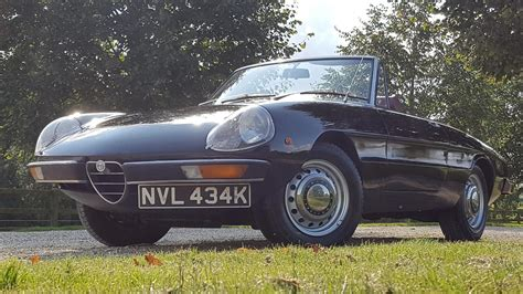 Used Alfa Romeo Spider by Used 1971 Alfa Romeo Spider Spider For Sale In Oxfordshire