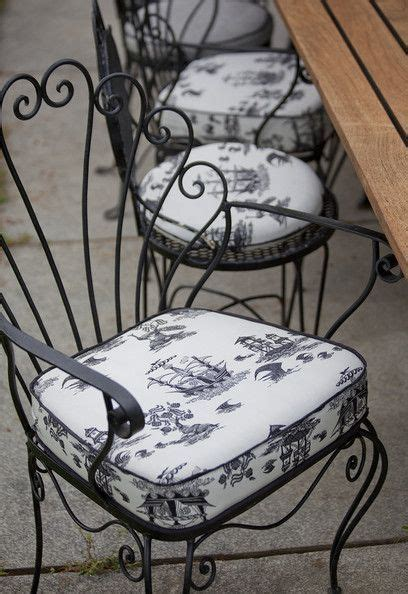 wrought iron patio chair cushions 15 best ideas about wrought iron chairs on
