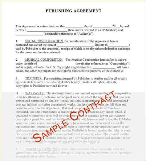 writing service contracts