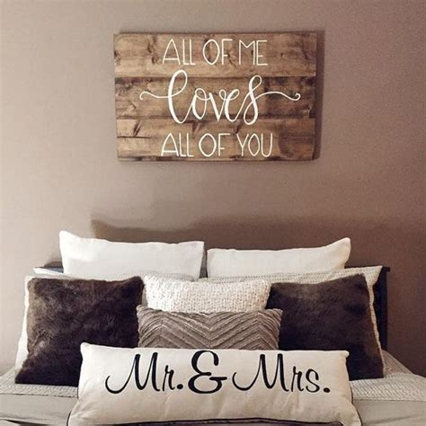 wooden signs home decor 25 best ideas about bedroom signs on diy