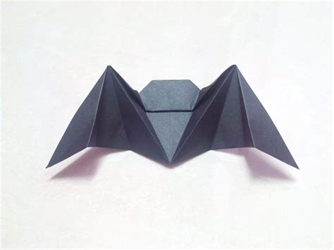 origami craft paper free coloring pages how to make an origami paper bat