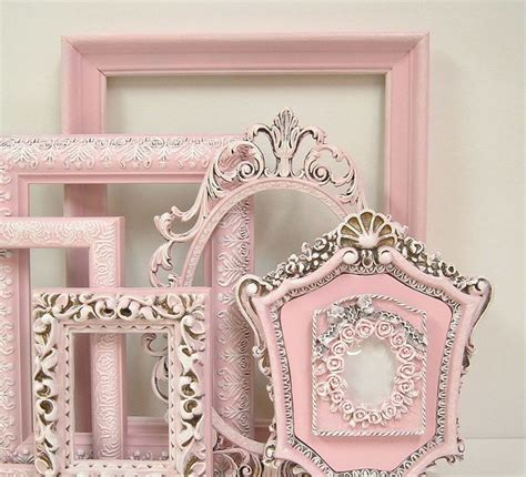 shabby chic picture frame ideas 25 best ideas about shabby chic frames on
