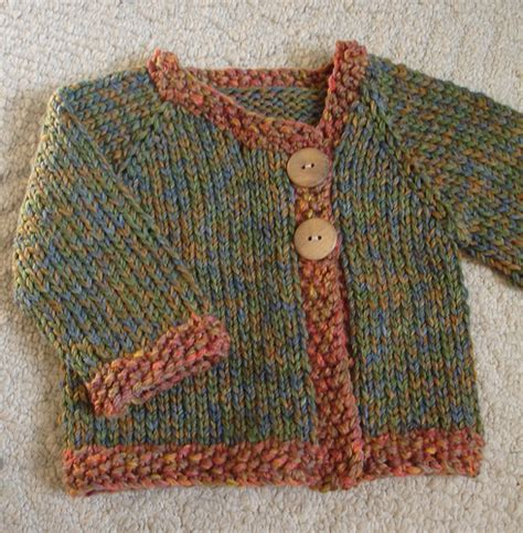 all in one knitted baby jacket the jacket is knit top all in one and the