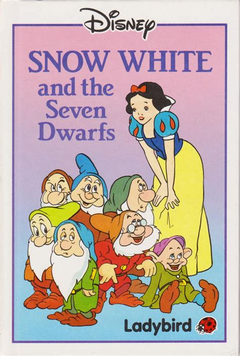 snow white and the seven dwarfs picture book snow white the seven dwarfs ladybird book disney series