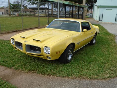 Pontiac Firebird 1970 For Sale by 1970 Pontiac Firebird For Sale