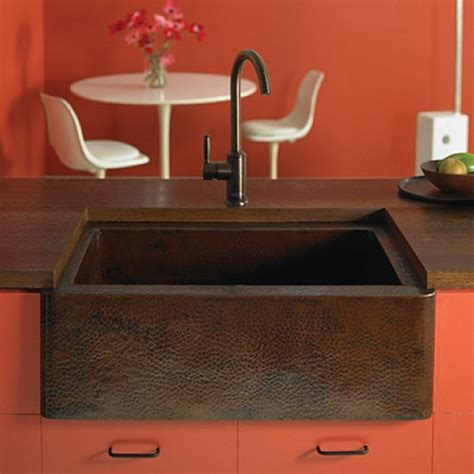 copper kitchen sinks reviews kitchen sink product review a hammered copper