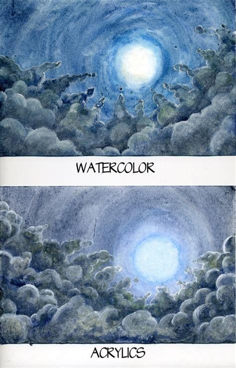 acrylic vs paint top 15 acrylic painting techniques