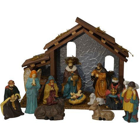 decorations nativity nativity set indoor outdoor decoration