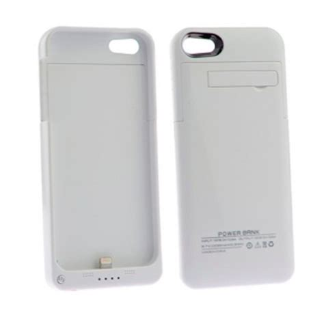funda cargador iphone 5s cargador funda bater 237 a recargable iphone 5 5s 2200mah