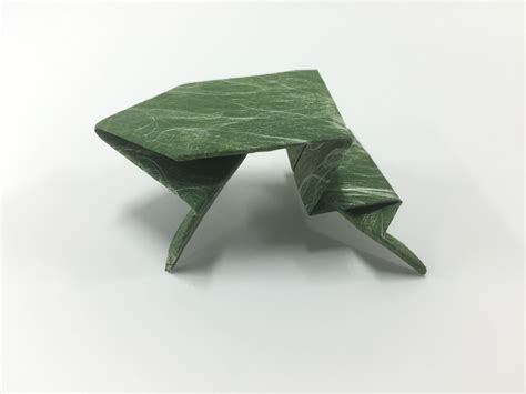 you origami how to make an origami frog in 15 easy steps from japan