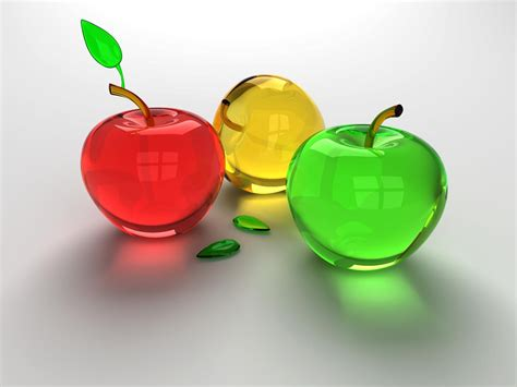 cool glass cool hd glass apples background image hd wallpapers