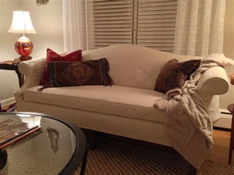 camelback sofa slipcovers camelback sofa slipcover home furniture design