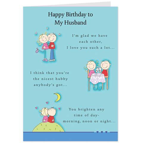 card ideas for husband birthday card for husband new calendar template site