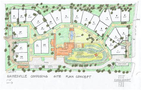 Cohousing Floor Plans blog gainesville cohousing
