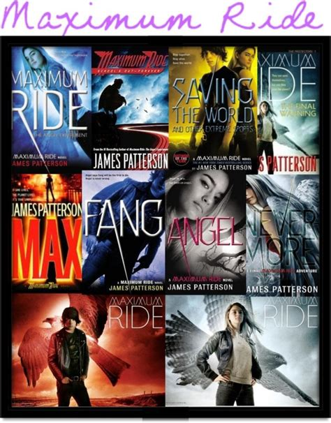 maximum ride series pin by andrea sousa on books worth reading