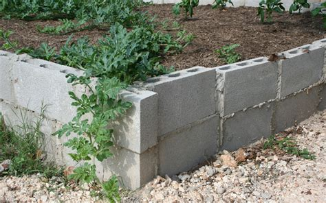 cinder block garden wall 17 best images about block wall fence on
