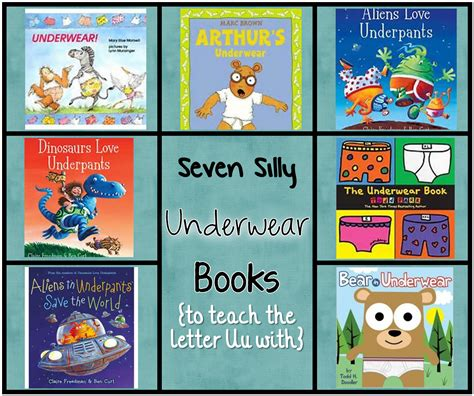 silly picture books u is for kindergarten