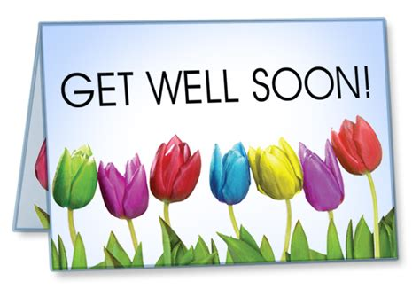get well card get well cards package of 10