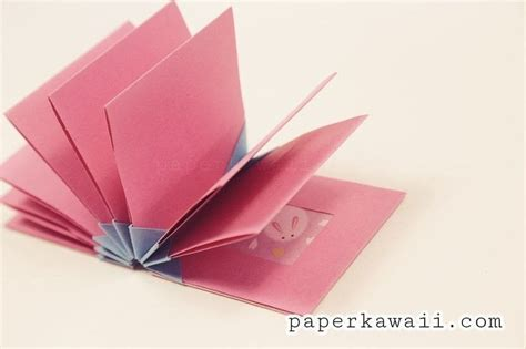 advanced origami book origami book blizzard style tutorial 183 how to make a bound