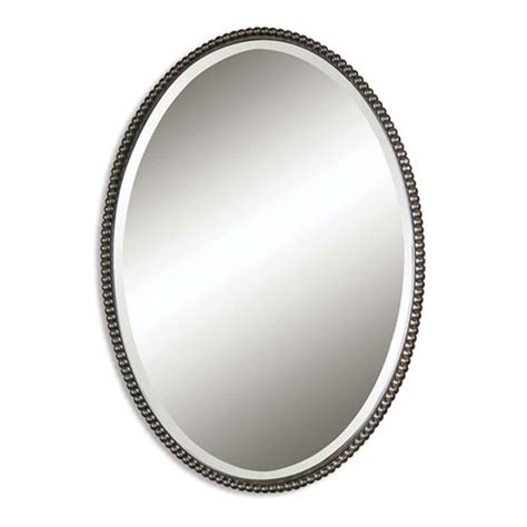 images of bathroom mirrors sherise oval mirror uttermost wall mirror mirrors home decor
