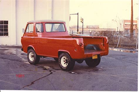 Pcx 2018 Banjarmasin by 4x4 Econoline Daily Turismo Ecnalubma 1974 Ford