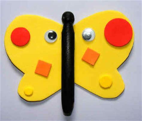 dolly peg crafts dolly peg butterfly