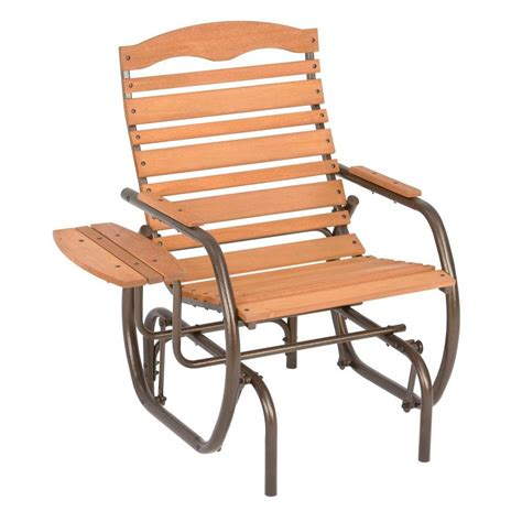 patio glider chairs post country garden patio glider chair with