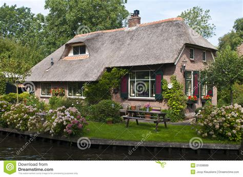 Traditional Country House Plans traditional dutch house royalty free stock images image