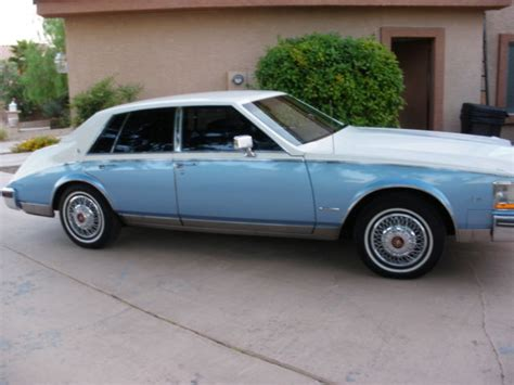 1981 Cadillac Seville by 1981 Cadillac Seville Classic Cadillac Seville 1981 For Sale