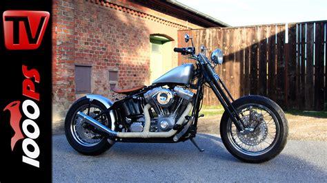 Motorrad Umbau Youtube by Kots Kustombikes 1 Harley Umbau Von Hk Technik Youtube