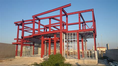 Build A Frame House steel frame house cyprus individual architecture