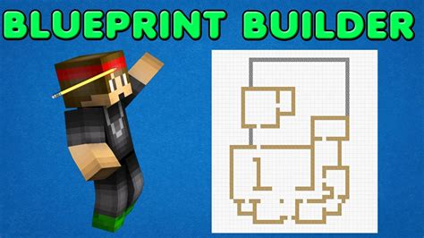 building blueprint maker minecraft plugin blueprint builder make blueprints