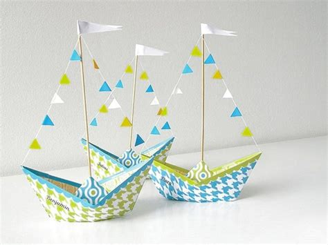 craft made by paper handmade paper ship crafts paper origami guide