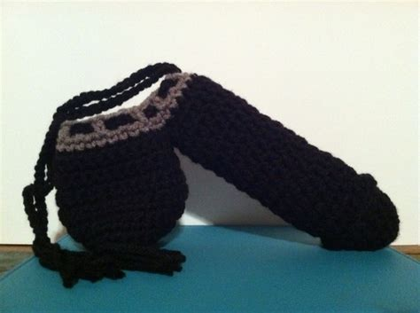 knitted heater heater aka willie warmer crocheted 15 50 this