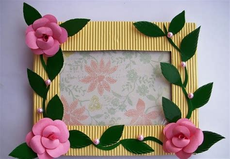 craft project ideas for photo frame craft ideas craft gift ideas