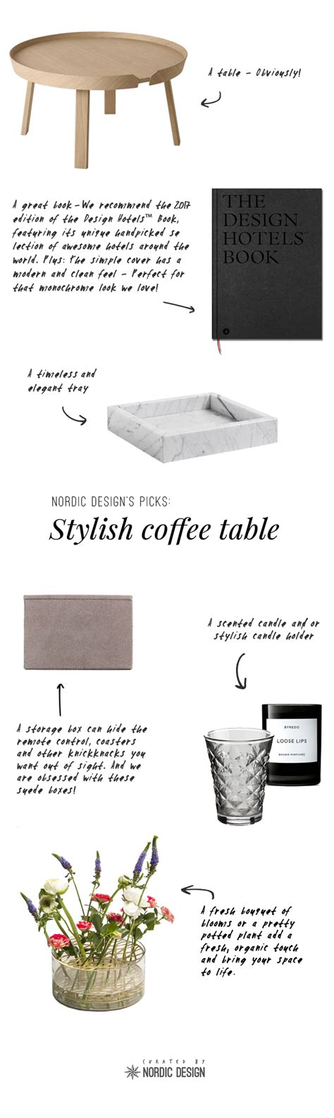 nordic design 10 tips on how to style your coffee table nordicdesign