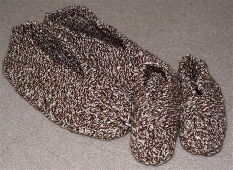 knitting slippers cookie s chronicles easy knitting project