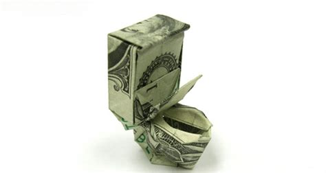 won park origami ming fei titi dollar origami