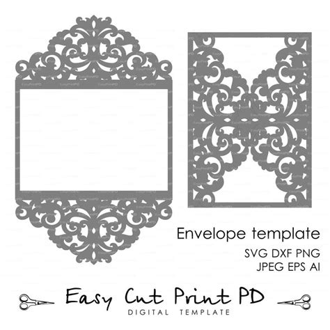lace templates card 25 best ideas about silhouette cameo wedding on