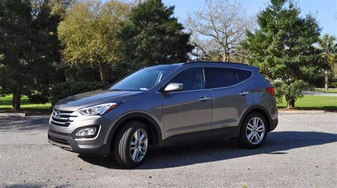 Hyundai Santa Fe 2015 by 2015 Hyundai Santa Fe Sport Review